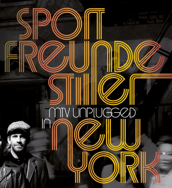 MTV – Sportfreunde Stiller Unplugged
